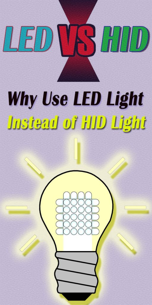 This is LED lights VS HID lights. From this post,you will learn why you should choose LED lights instead of HID lights.