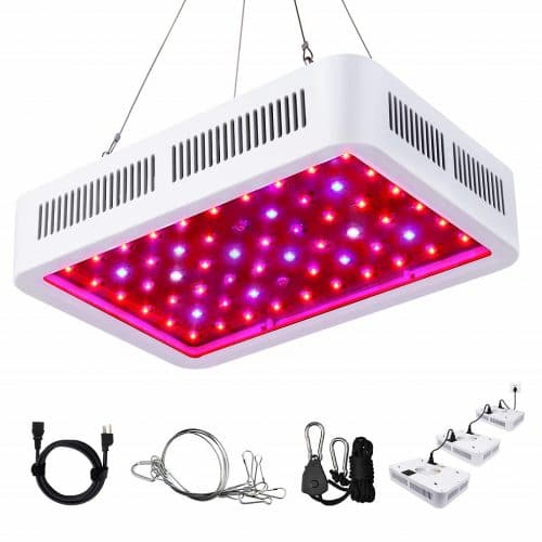 full spectrum LED grow light 600w/1000w