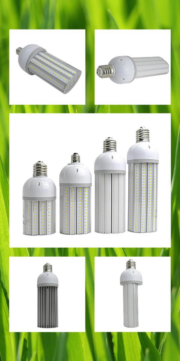 180 Degree E40 E27 LED Corn Lamp 25W-55W