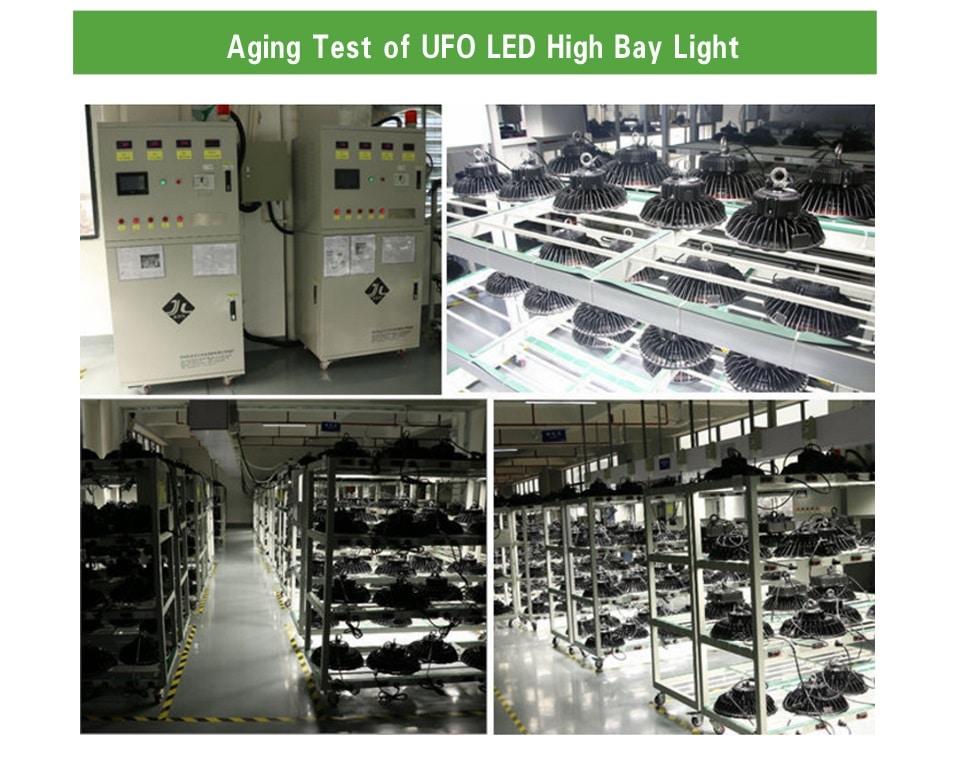 UFO LED high bay light 100w-240w