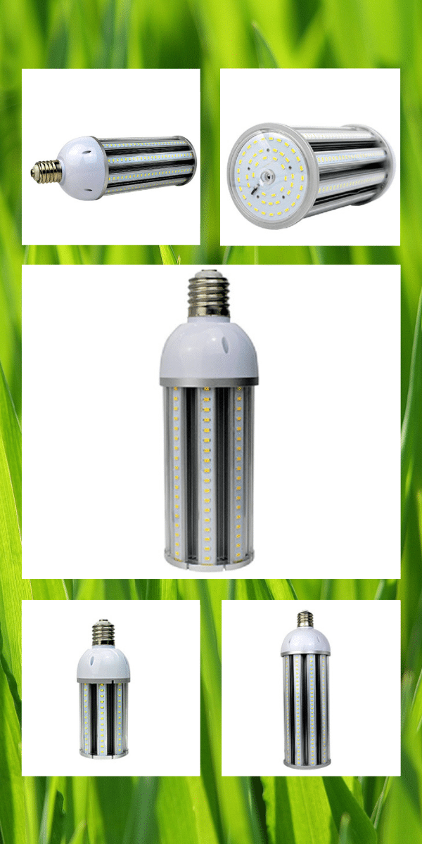 E40/E27 LED Corn Lamp 27W-120W