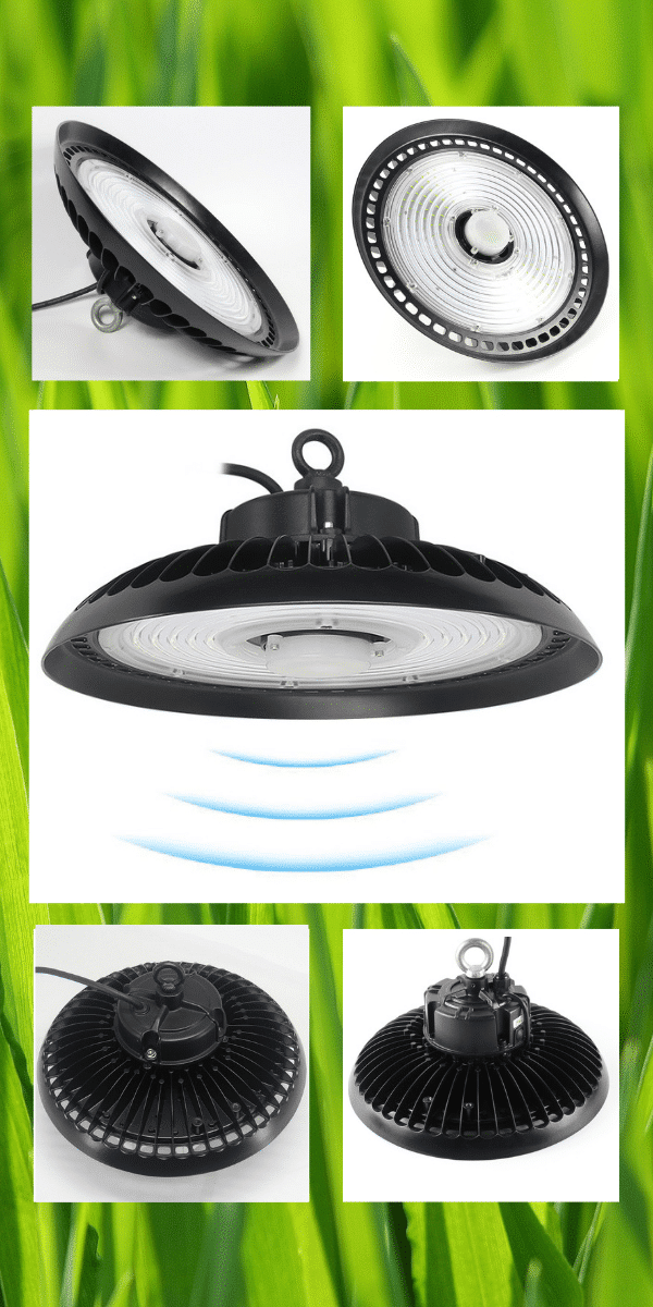 motion sensor LED high bay light 100w-240w
