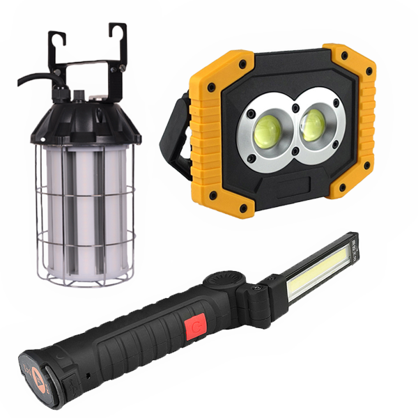 portable led work light,rechargeable led work light, LED work light manufacturer and supplier
