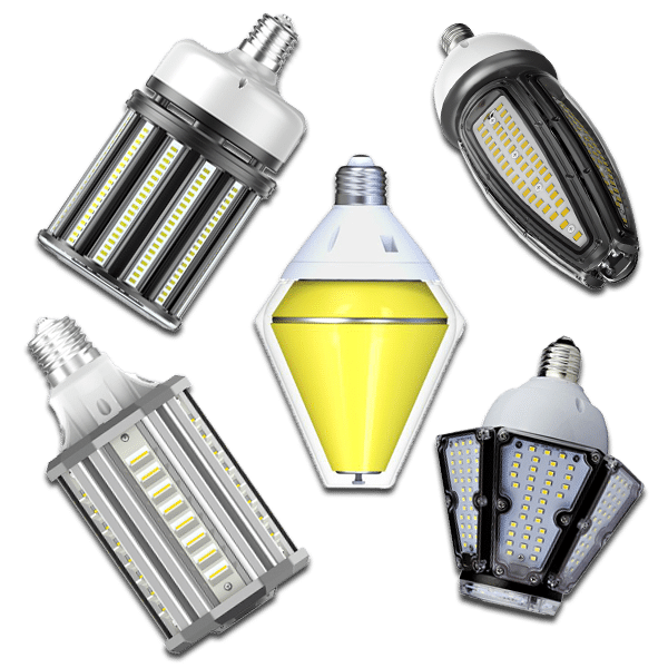 E27 E40 led corn bulb manufacturer, E40 LED corn light supplier,E40 LED lamp