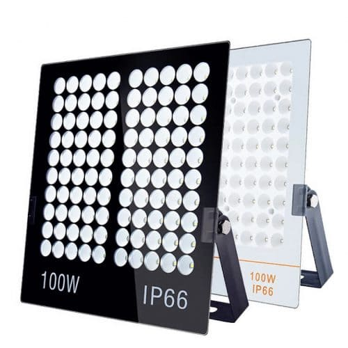 slim outdoor LED flood light 50w-150w